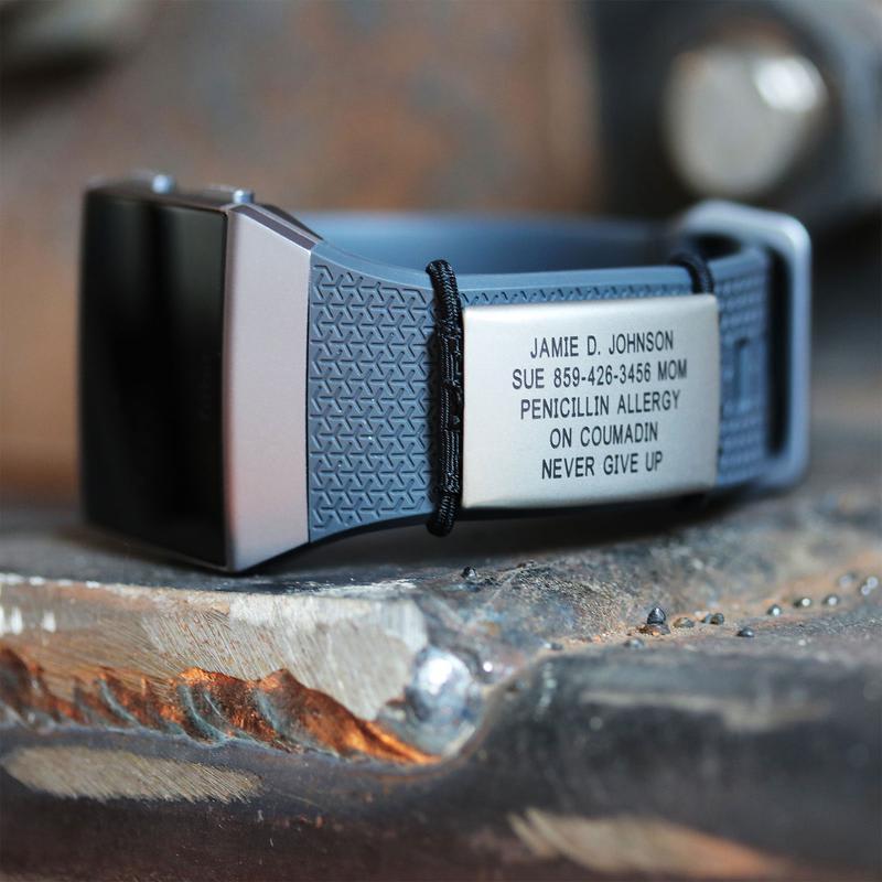 Road ID Garmin Fitbit