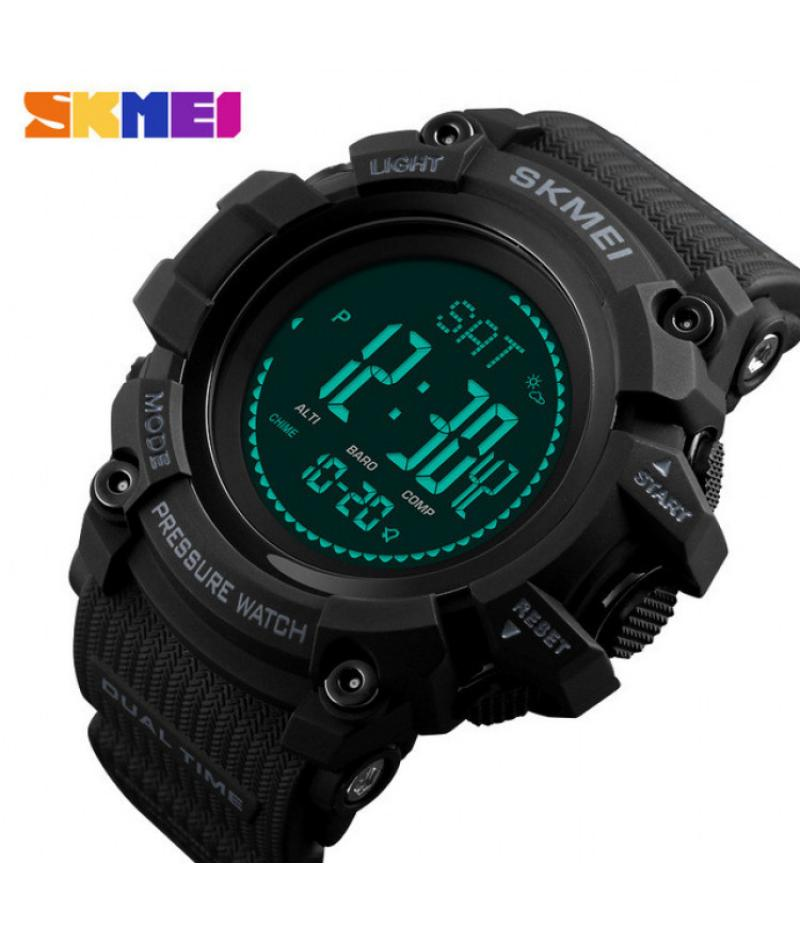SKMEI 1358 Men Sport Watches Countdown Pressure Compass ...