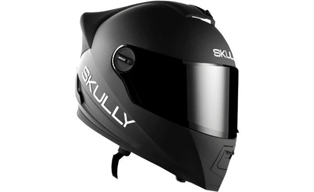 Skully Fenix AR Helmet Showcased at CES 2018 - BNM