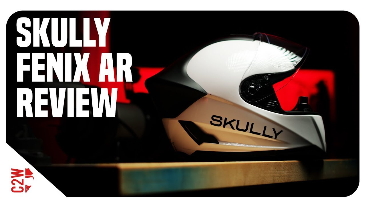 Skully Fenix AR | Review - YouTube