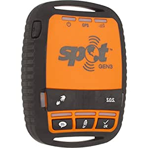 Spot Satellite SPOT Gen3 Satellite GPS Messenger: Amazon ...