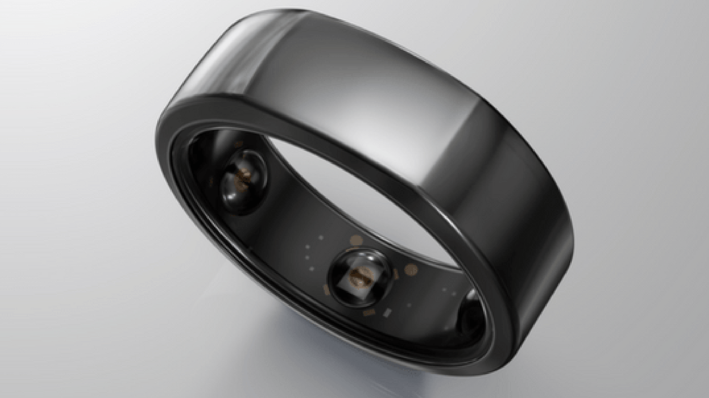 The New Oura ring