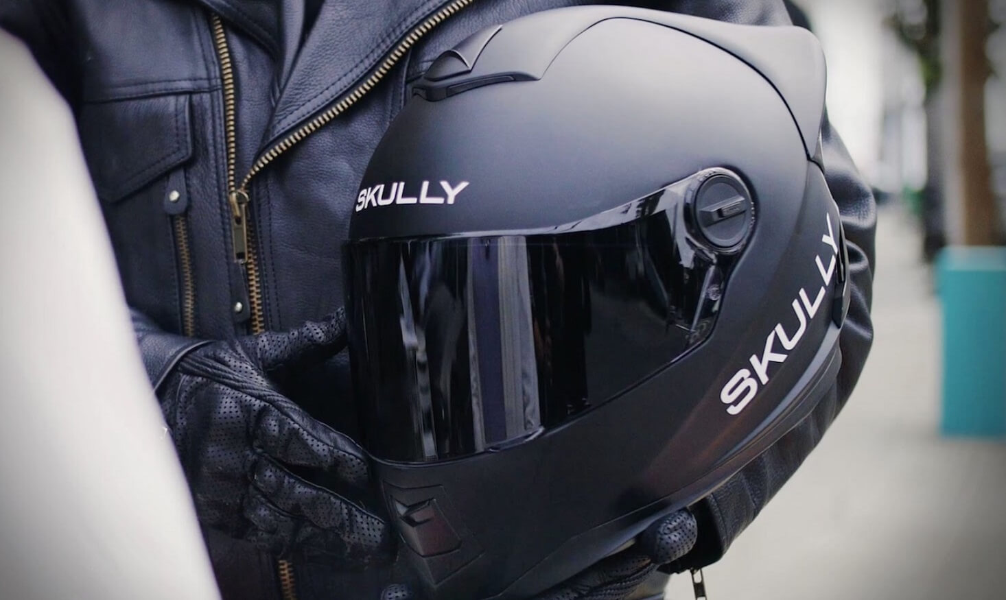 The Skully Fenix AR Helmet wants to redefine safety for ...