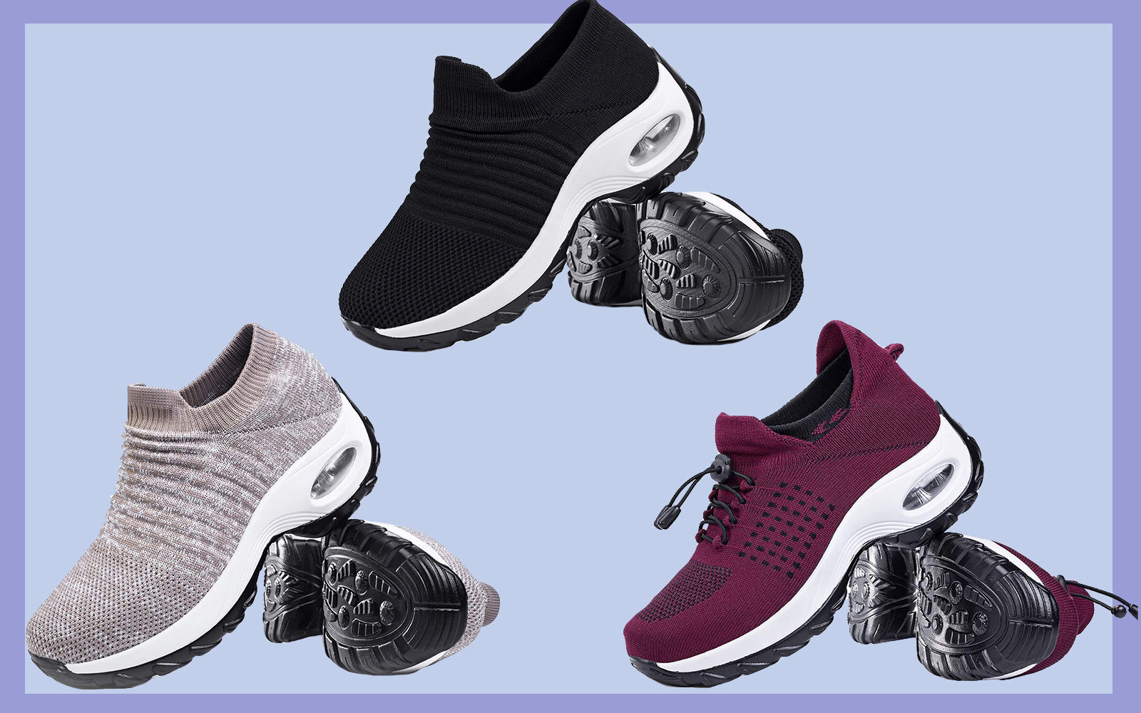 The Women's Slip-on Sneakers Are the Best Walking Shoes on ...