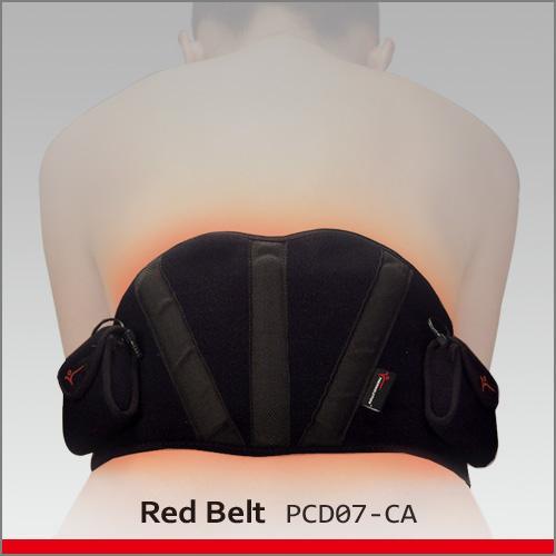 Thermalution Heated Lumbar Belt