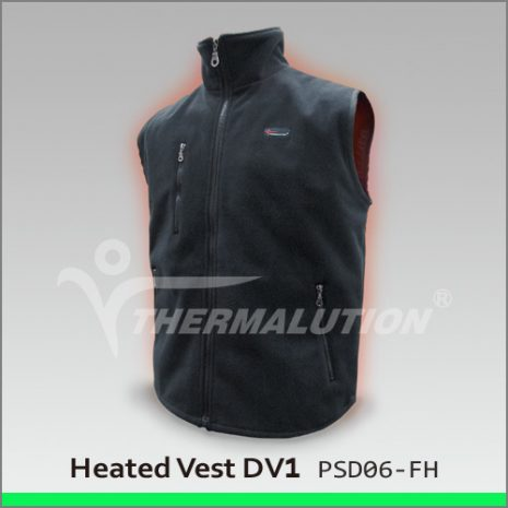 Thermalution Heated Vest, Most Powerful Heated Clothing