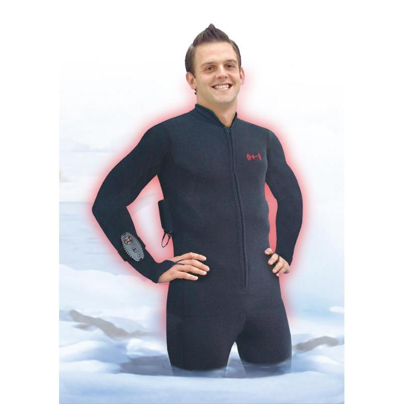 Thermalution Red Grade Plus Power Heated Diving Undersuit ...