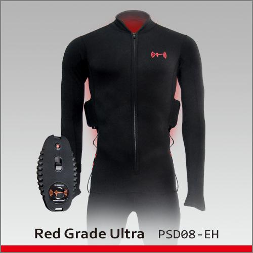 Thermalution Red Grade Ultra Power Heated Diving Undersuit ...