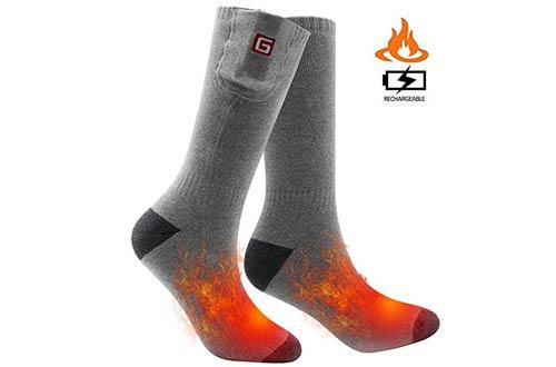 Top 10 Best Electric Battery Heated Socks for Men & Women ...