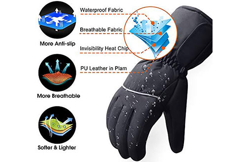 Top 10 Best Rechargeable Electric Heated Gloves Reviews In ...