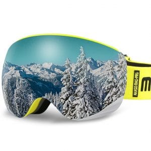 Top 10 Best Ski Goggles in 2018 - TopReviewProducts