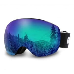 Top 10 Best Snowboard Goggles in 2019 Reviews | Buyer's Guide