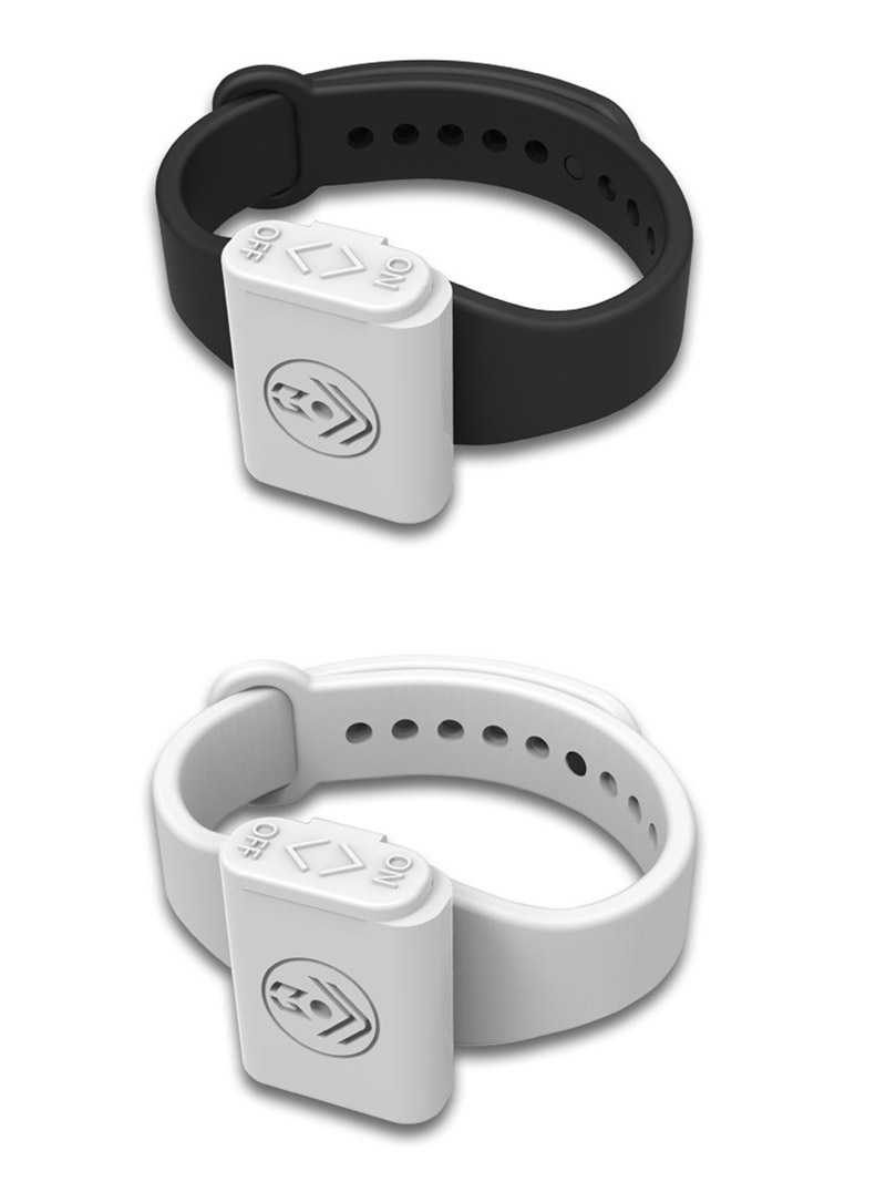 ultrasonic mosquito repellent bracelet at Banggood
