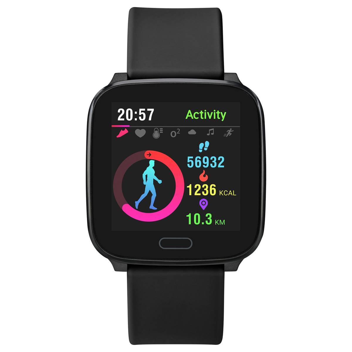 Unisex Timex® iConnect™ Smart Watch - TW5M34100SO | Boscov's