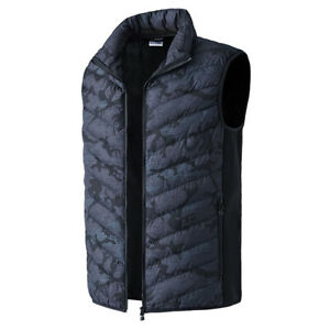 Unisex USB Electric Heated Warm Vest Winter Rechargeable ...