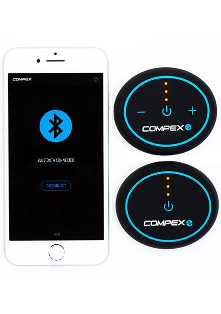 User Manual for Compex Muscle Stimulators