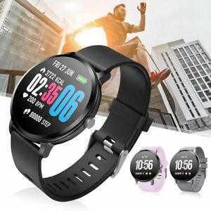 V11 Smart Watch IP67 Waterproof Blood Pressure Heart Rate ...
