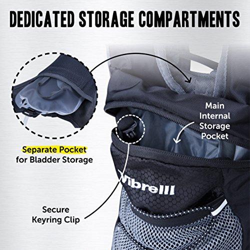 Vibrelli Hydration Backpack & 2L Hydration Bladder - High ...