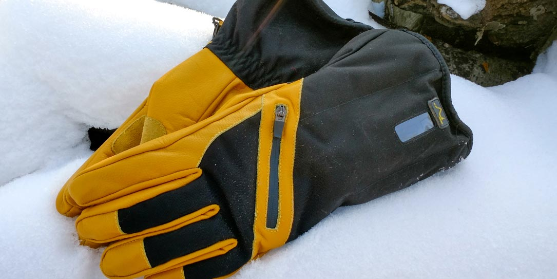 Volt Heated Work Gloves review: Rechargeable heated gloves ...