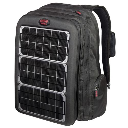 Voltaic Array Solar Backpack | Capsells