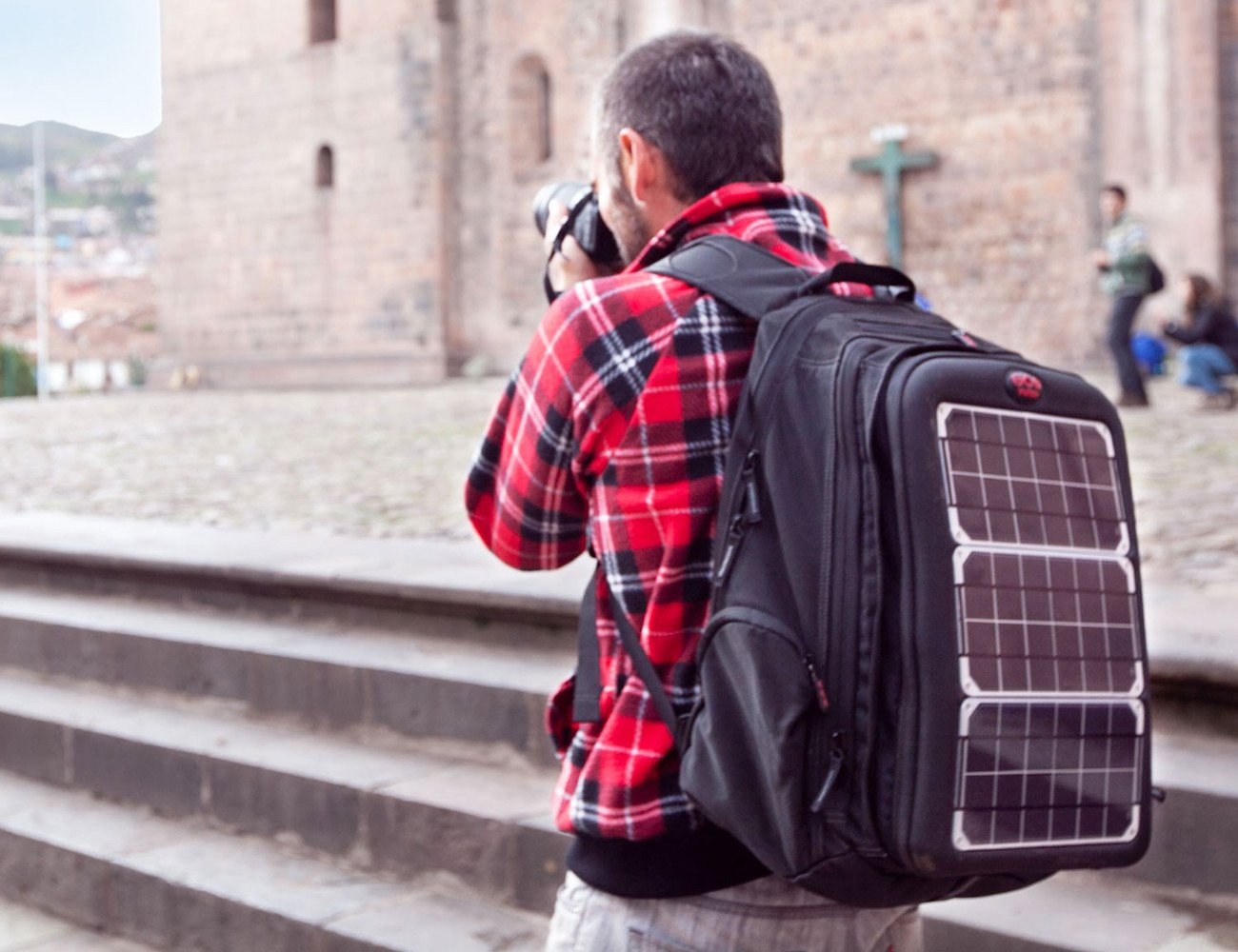 Voltaic Array Solar Charging Backpack » Gadget Flow