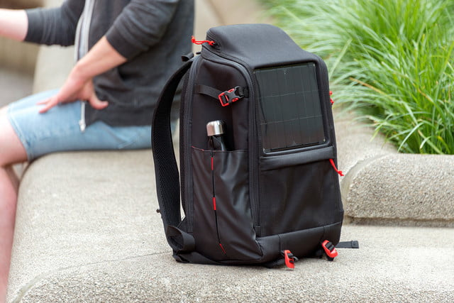 Voltaic OffGrid Solar Backpack Review | Digital Trends
