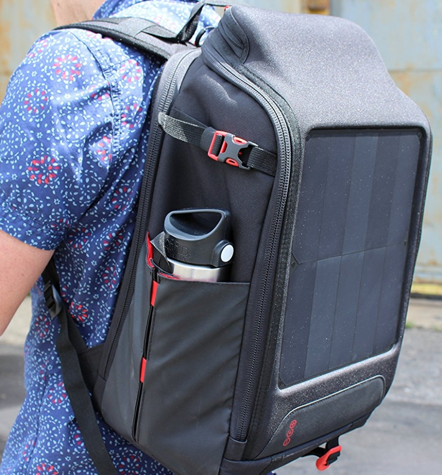 Voltaic Systems – OffGrid 10 Watt Solar Panel Backpack – 7 ...