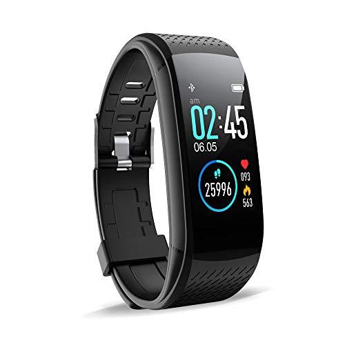 WalkerFit Fitness Tracker - Black