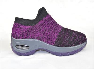 Walking Shoes Sock Sneakers Slip On, Air Cushion Nursing ...