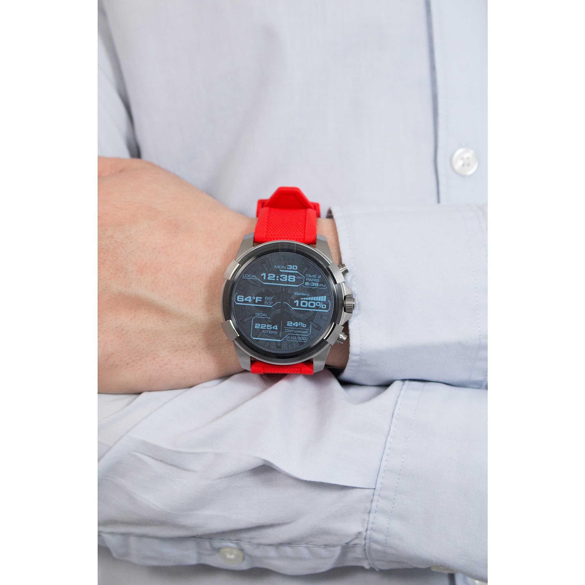 watch Smartwatch man Diesel Full Guard DZT2006 ...