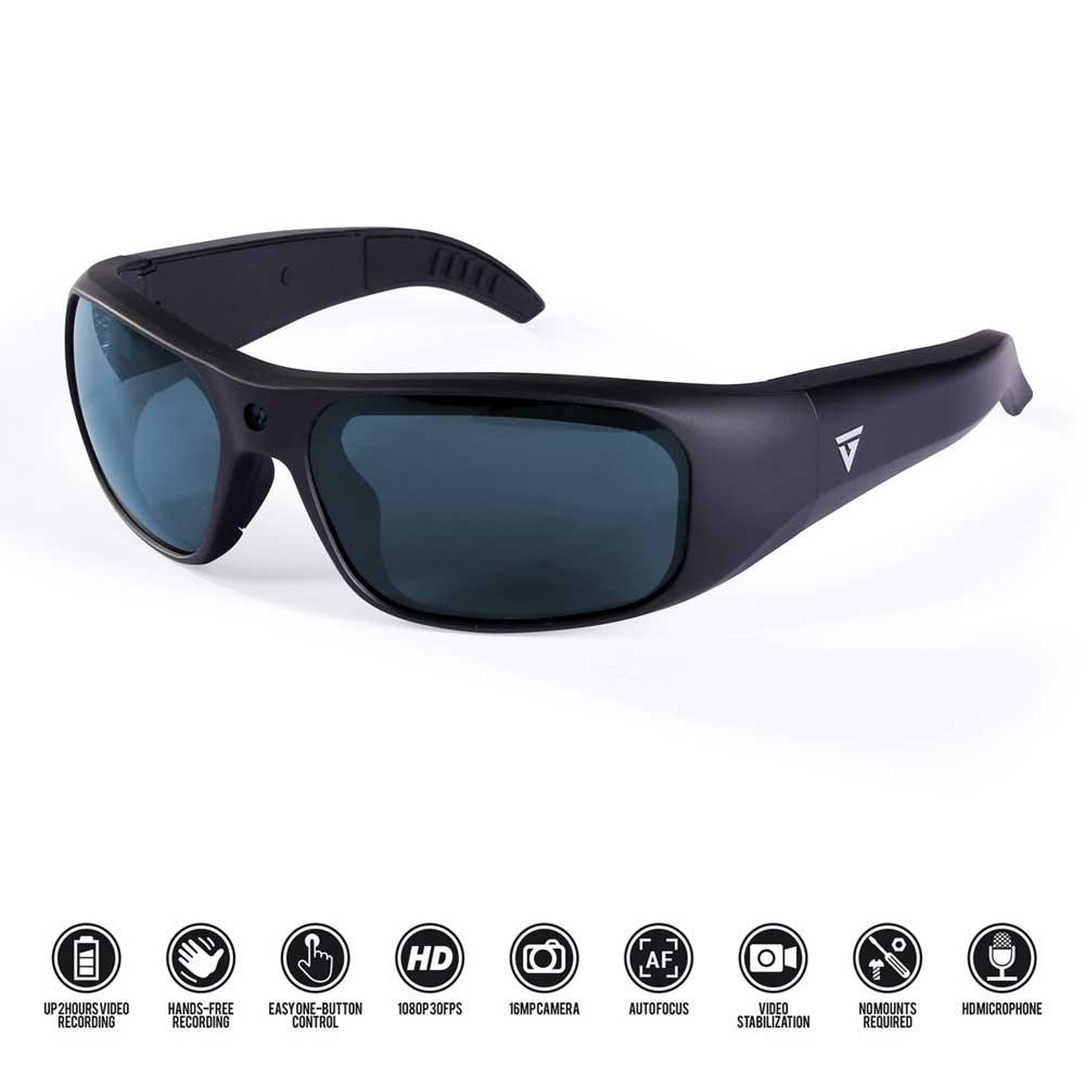 Water Resistant Camera Sunglasses GoVision® Apollo