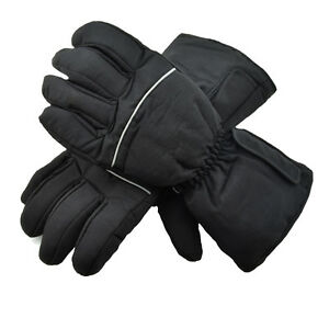 Waterproof Heated Gloves Battery Powered Motorcycle ...