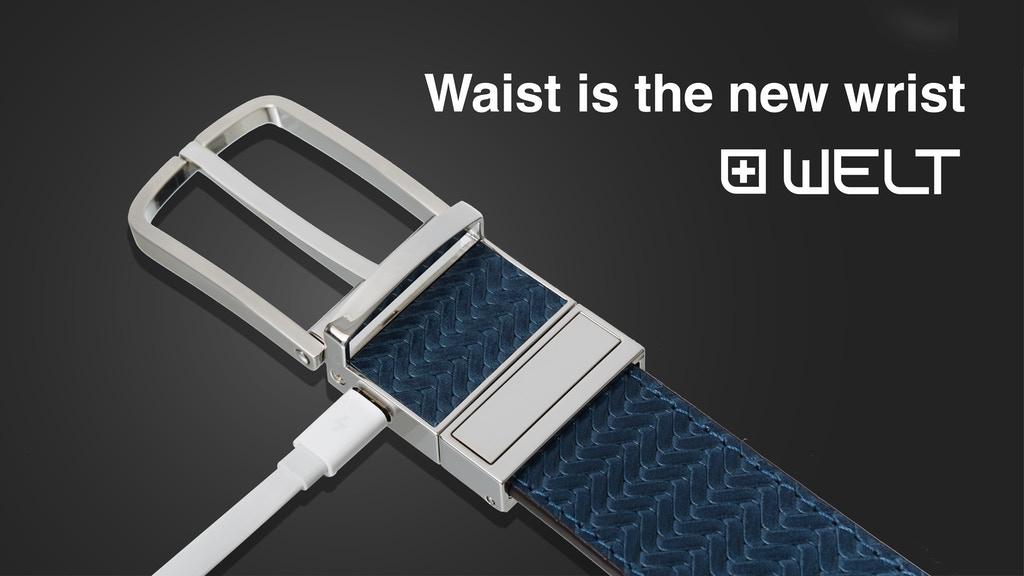 WELT : The Smart Belt for Fashion & Health by WELT ...