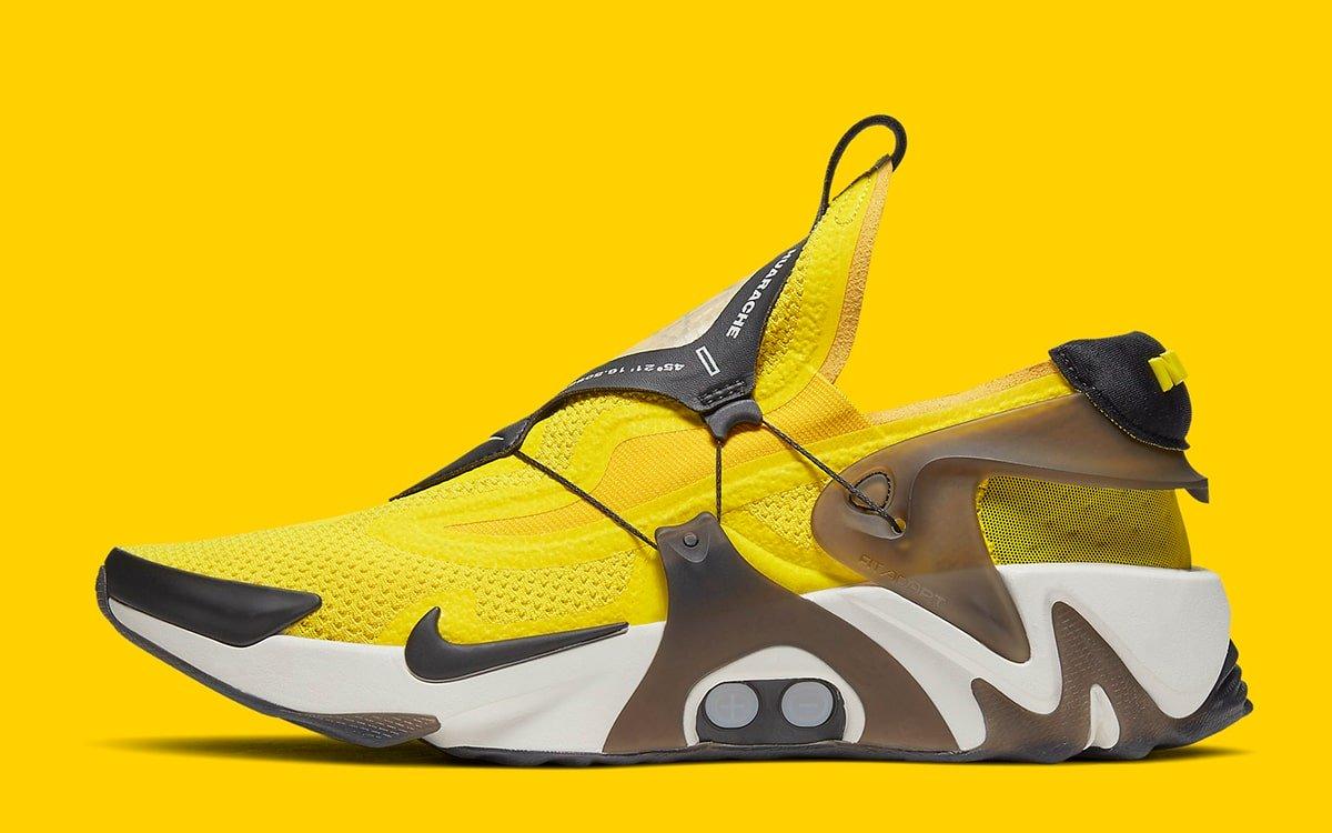"""Where to Buy the Nike Adapt Huarache """"Opti Yellow"""" - HOUSE ..."""