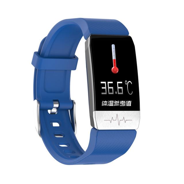 Wholesale T1 Temperature Detection Smart Bracelet Watch ...