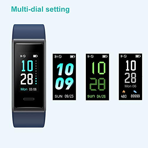 Willful Fitness Tracker 2020 Version, Heart Rate Monitor ...