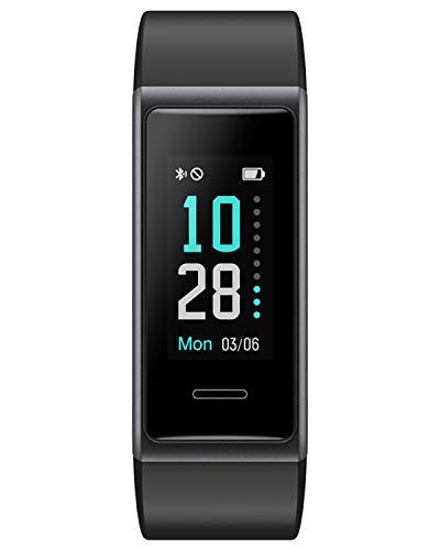 Willful Fitness Tracker 2020 Version - Black