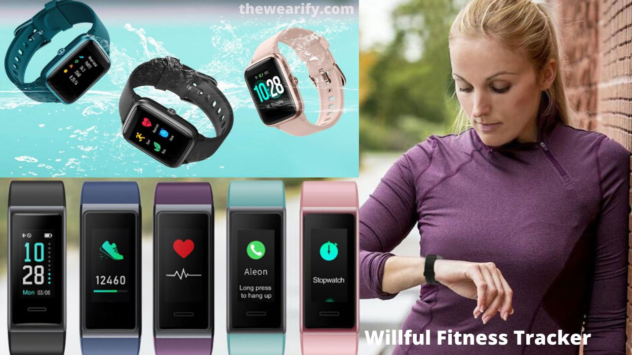 Willful Fitness Tracker 2020