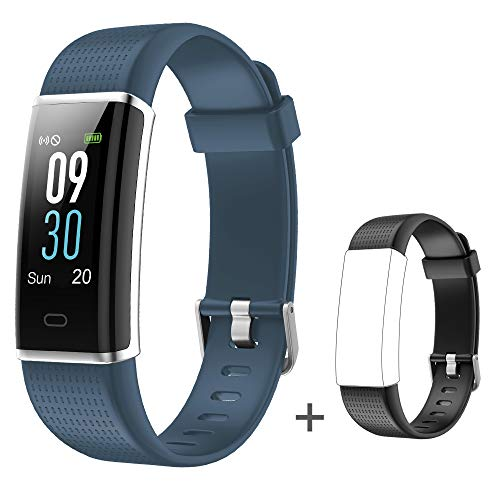 Willful Fitness Tracker, Heart Rate Monitor Fitness Watch ...