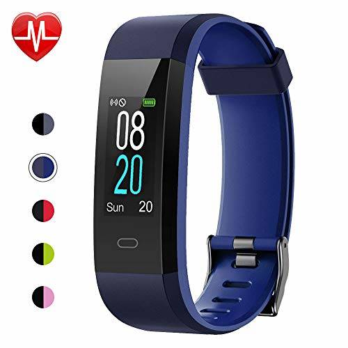 Willful Fitness Tracker With Heart Rate Monitor, Activity ...