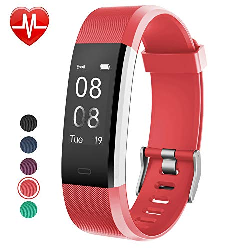 Willful Fitness Tracker With Heart Rate Monitor, Fitness ...