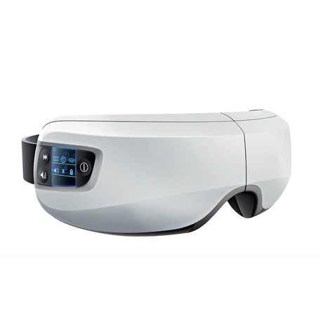 Wireless Eye Massager // White - Sharper Image® - Touch of ...
