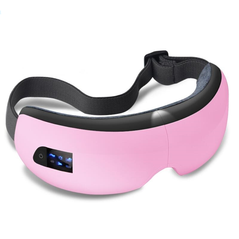 Wireless Eye Massager with Heat Compression, Music and more