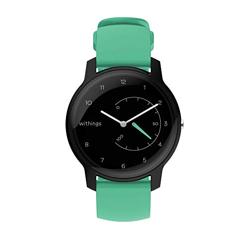 Withings Move - Black & Mint