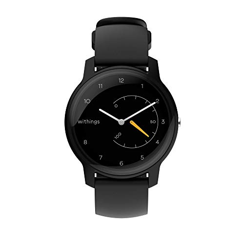 Withings Move - Black & Yellow
