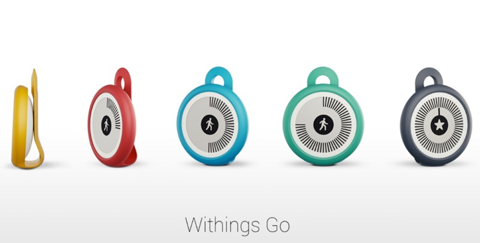 Withings' new Go fitness tracker does more than count your ...