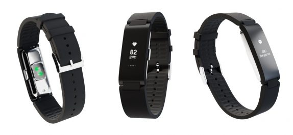 Withings Pulse HR fitness tracker with OLED display, heart ...