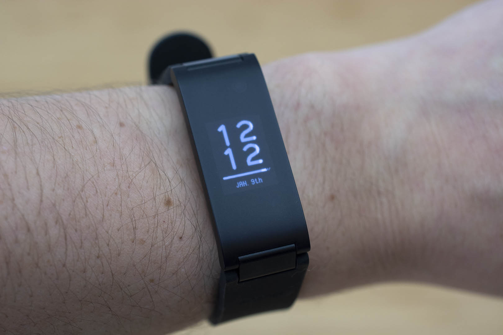Withings Pulse HR review: A longer-lasting competitor to ...