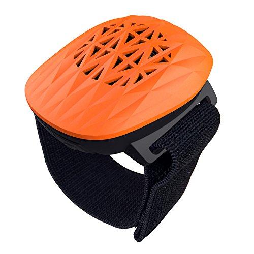 WowHo Portable Bluetooth Speakers - ORANGE