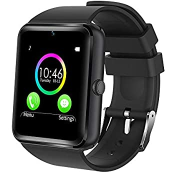 YAMAY Bluetooth Smartwatch Fitness Uhr Intelligente ...